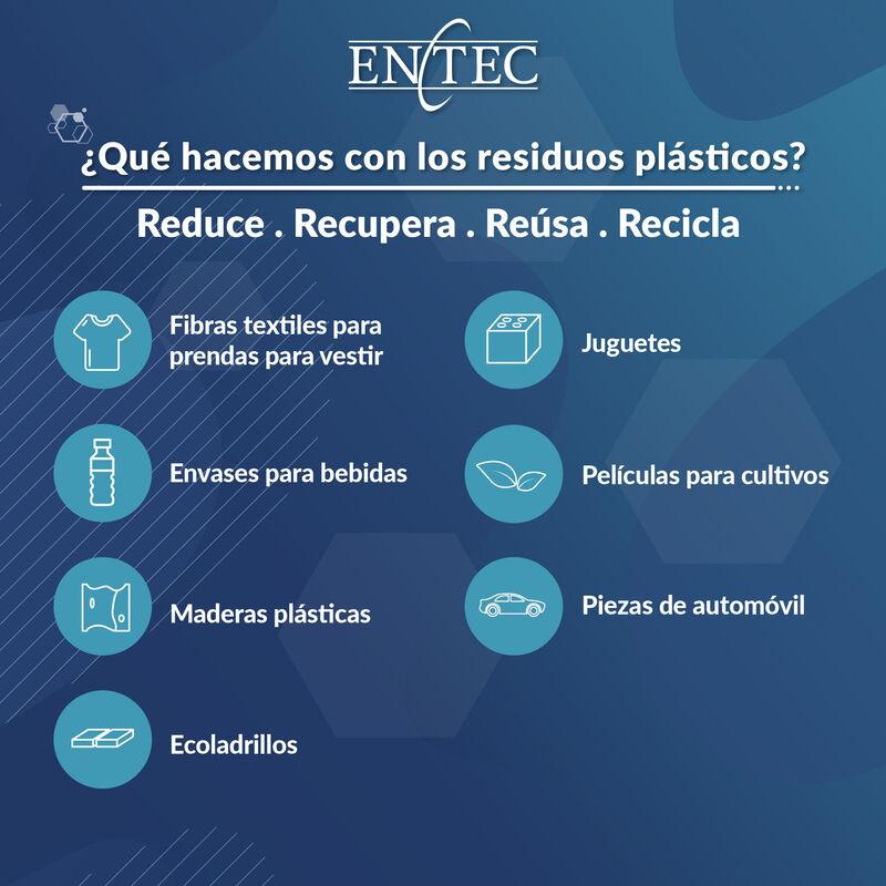 ¿Qué hacemos con los residuos plásticos?
