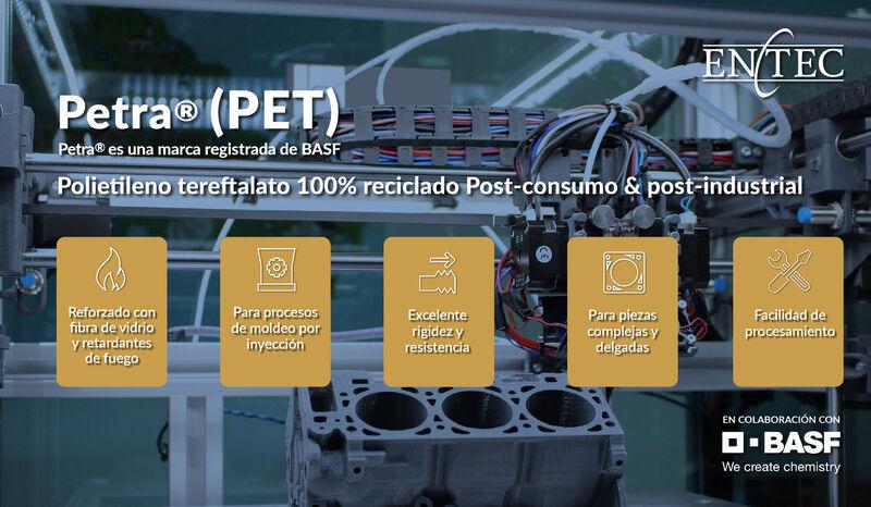 Resinas recicladas post-consumo y post-industriales, una alternativa a favor de la sustentabilidad.